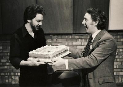 David Roth & Patrick Page