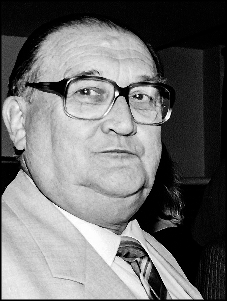 John Palfreyman