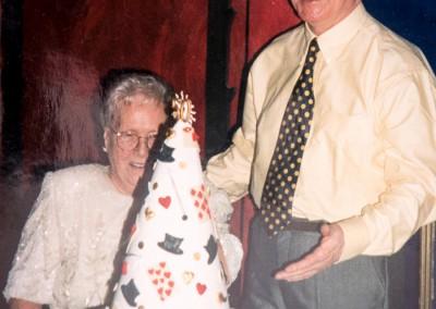 Patrick Page Golden Wedding Anniversary