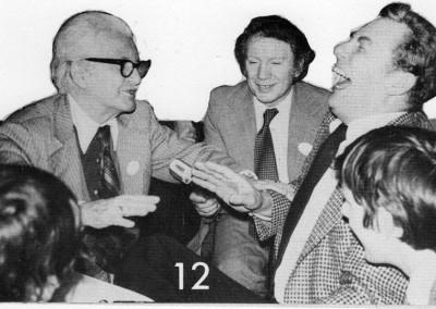 Dai Vernon, Patrick Page & Fred Kaps